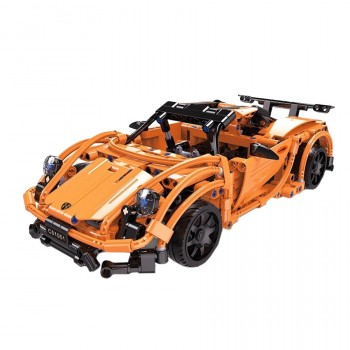 Set de constructie Racing Car Double Eagle