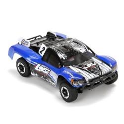 Losi Micro SCTE 4WD Albastru