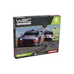 Set 2 masini WRC Rally Turini Slot car 1: 43