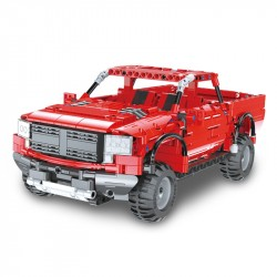 Kit model de construit cu telecomanda Pickup Truck
