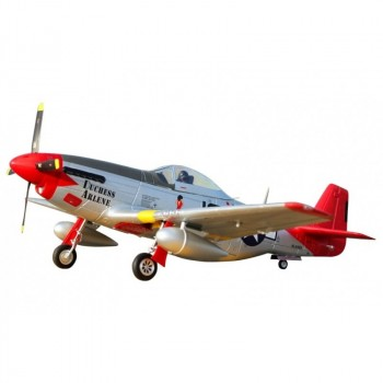 FMS P-51D Red Tail  V8 -ARF