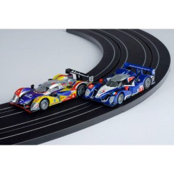 SLOT CARS AFX 1/64 scale , ENDURANCE CHAMPIONS