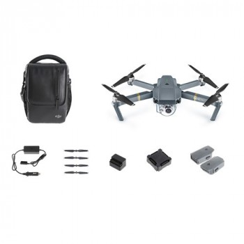 DJI Mavic Pro Fly More Combo OPEN BOX - STARE NOUA!