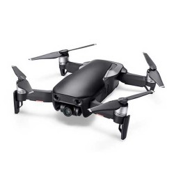 DJI - Mavic Air FLY MORE COMBO (Onyx Black)