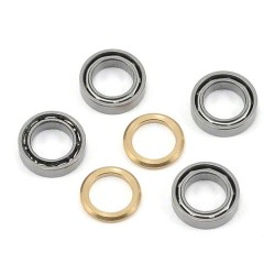 5x8x2mm Radial Bearing: 180 CFX