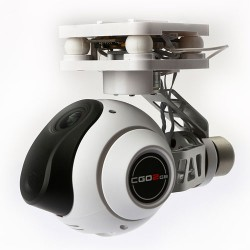 C-Go2 GB300 HD Camera/ 3-Axis Brushless Gimbal