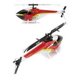 Blade 130X Red/Black/Yellow FAI Canopy