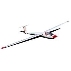 Planor ASW 20 4.7m ARF (2 cutii)