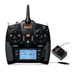 Radiocomanda DX6 6-Canale DSMX® cu receptor AR610 , Mod 2