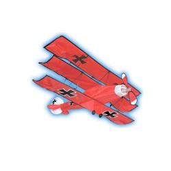 Fokker Triplane Squadron Kite Kit