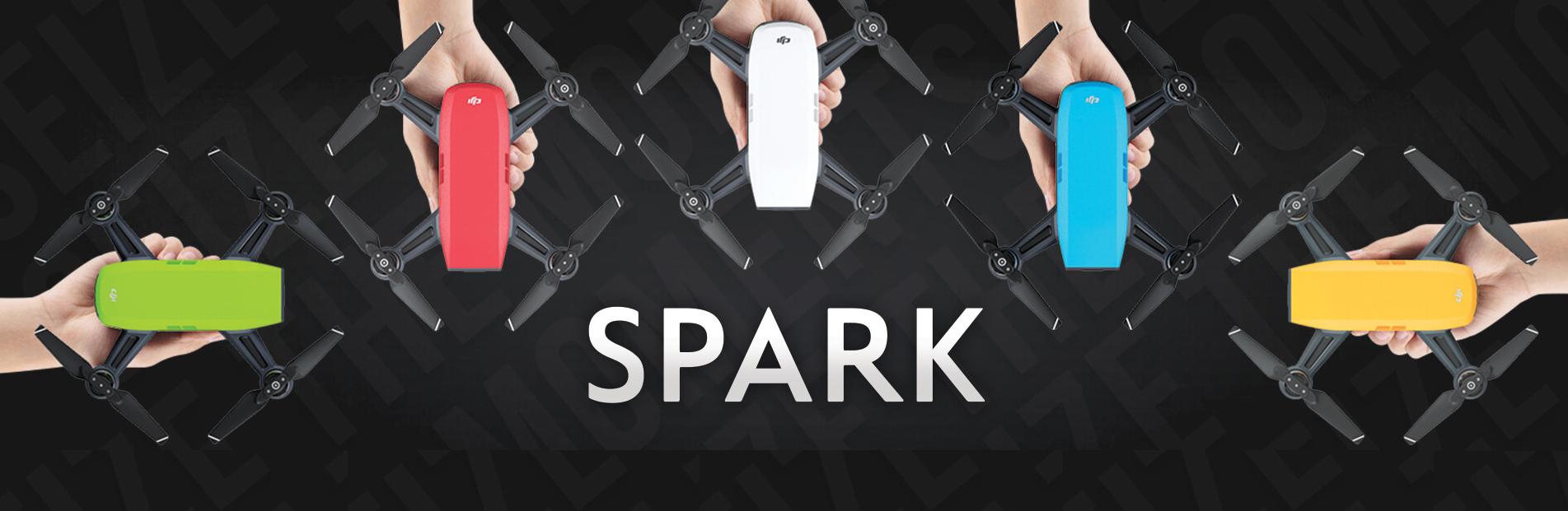 DJI Spark Alpine White