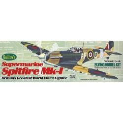 Supermarine Spitfire Mk-1, Laser Cut
