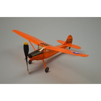 "DUMAS BIRD DOG L-19 18 ""wingspan Laser Cut Kit"